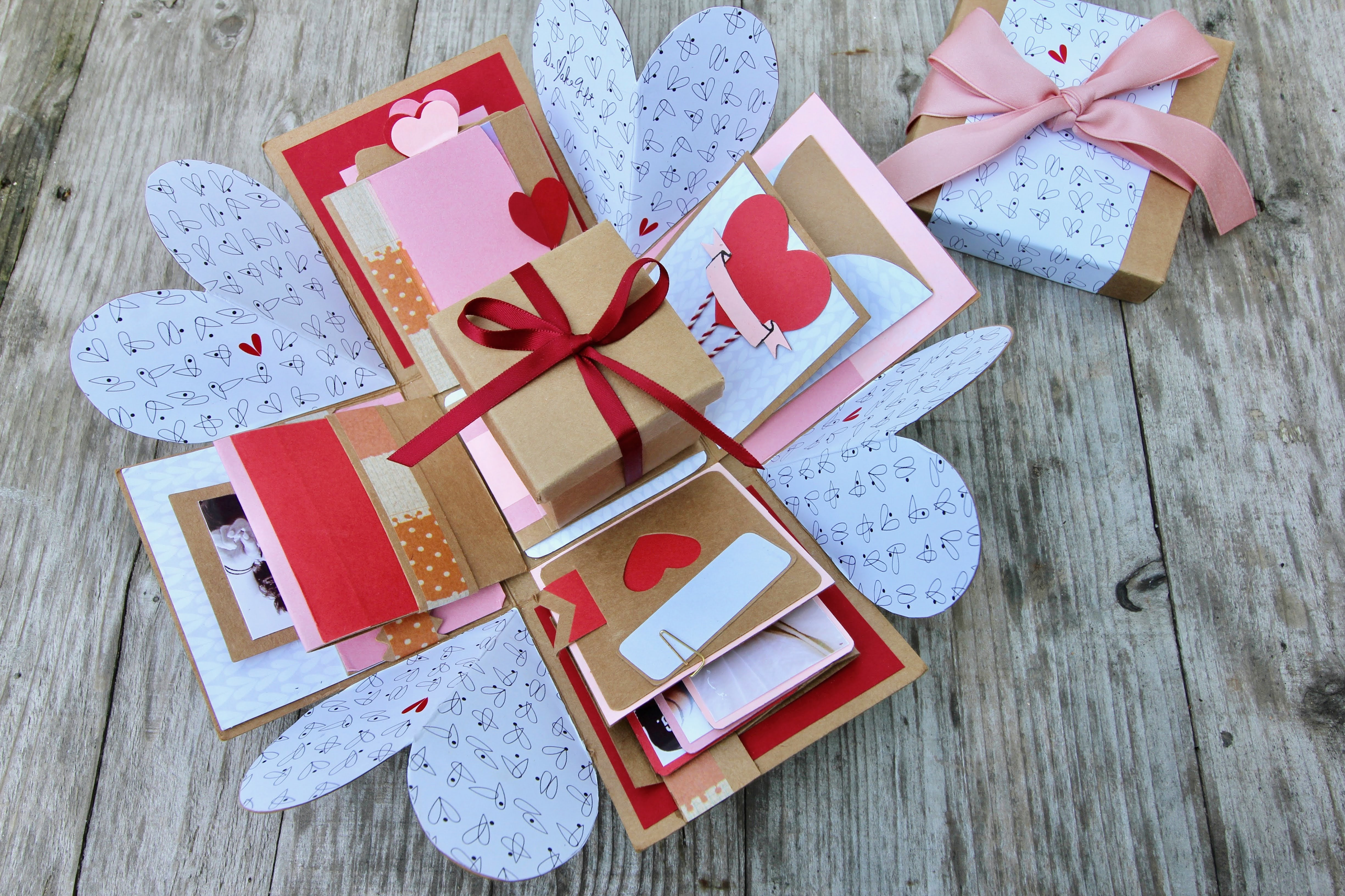 ◉★ Scrapbook Box
