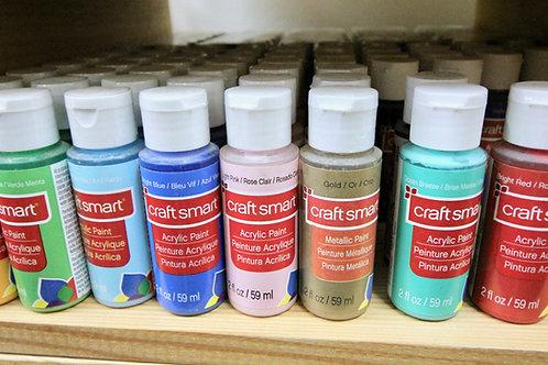 Craft Smart Arylic Paint