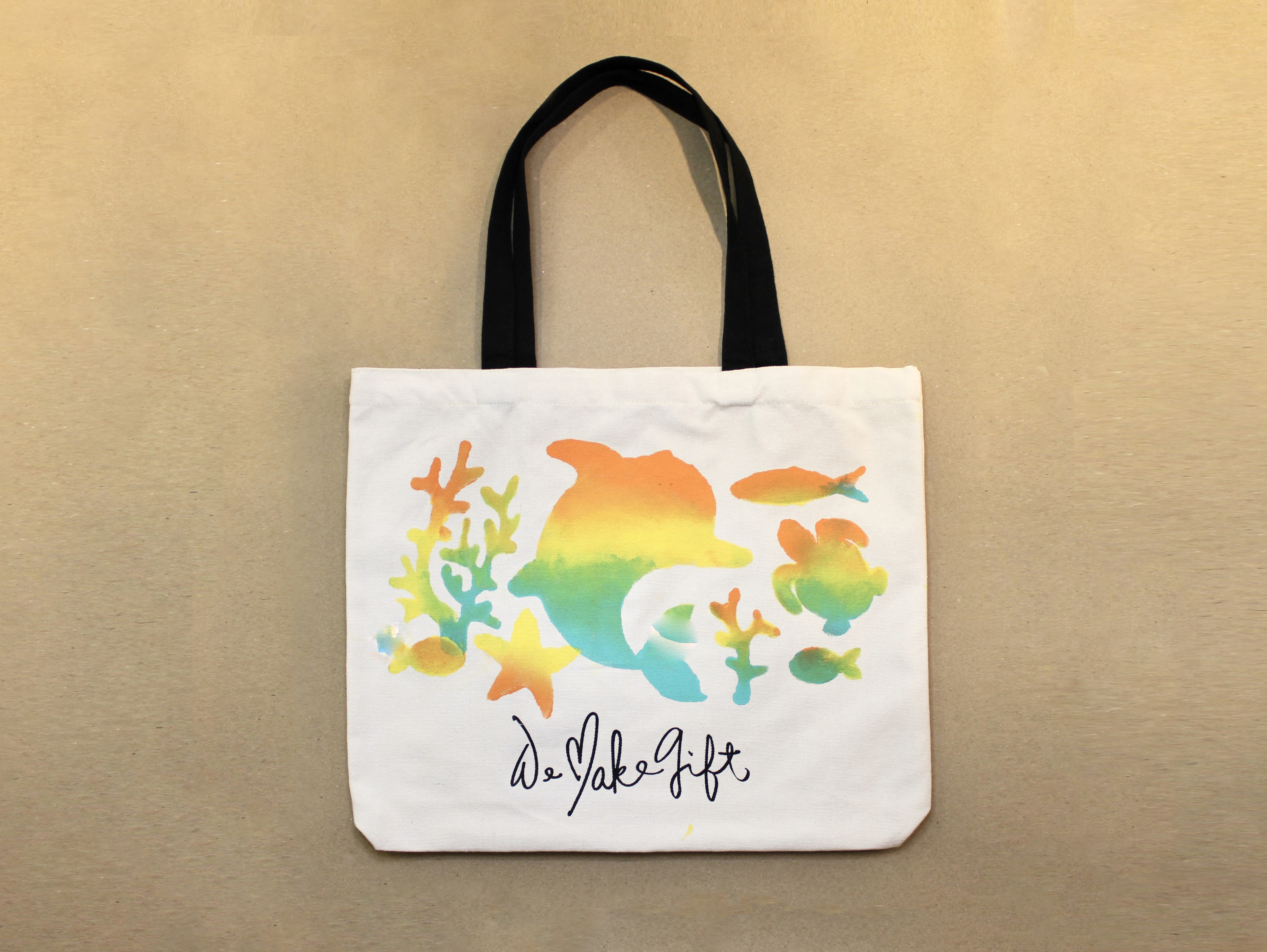 ◉★ Bag Painting