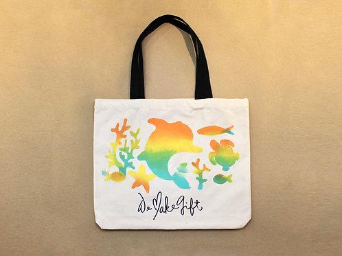 Takeaway DIY Series / Solo Set: Bag Painting