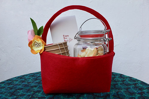Fortune Cookie  New Year - Hamper