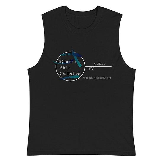 Muscle Shirt- Dark Scheme