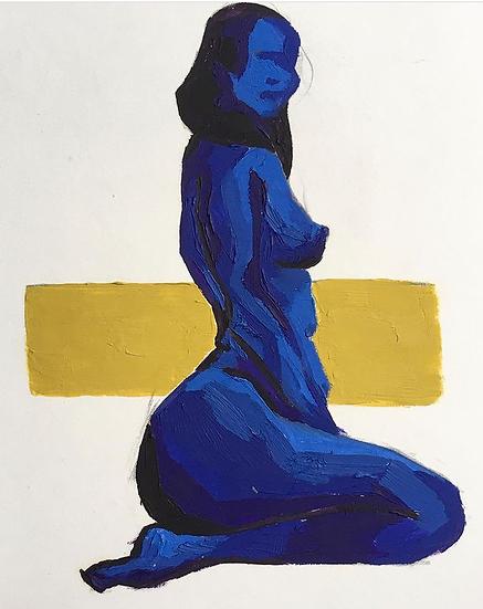 Painterly Figure