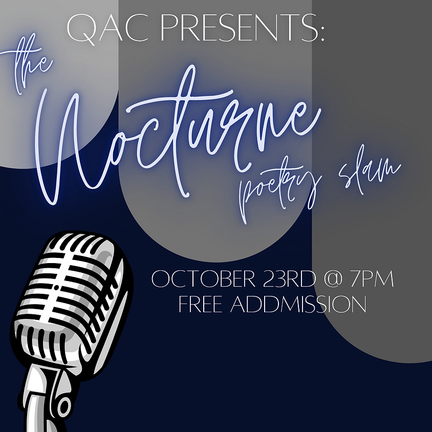 Nocturne Poetry Slam