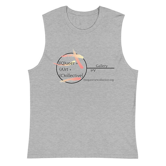 Muscle Shirt- Light Scheme