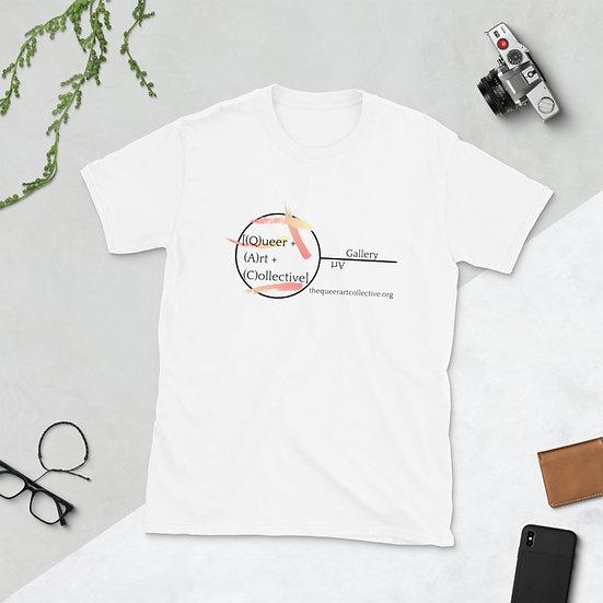 Short-Sleeve Unisex T-Shirt- Light Scheme