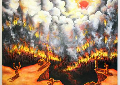 Fire, Eleanor Olson