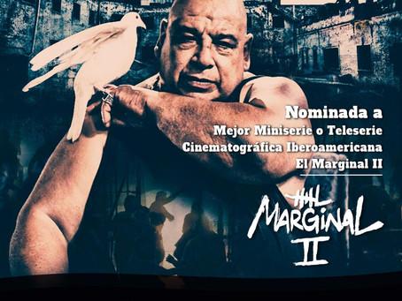 """""""El Ángel"""" y """"El marginal II"""", nominadas para los Premios Platino del cine iberoamericano."""