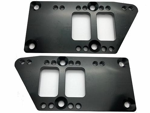 LS1 Conversion Motor Mount Adapter Plates Billet Aluminum