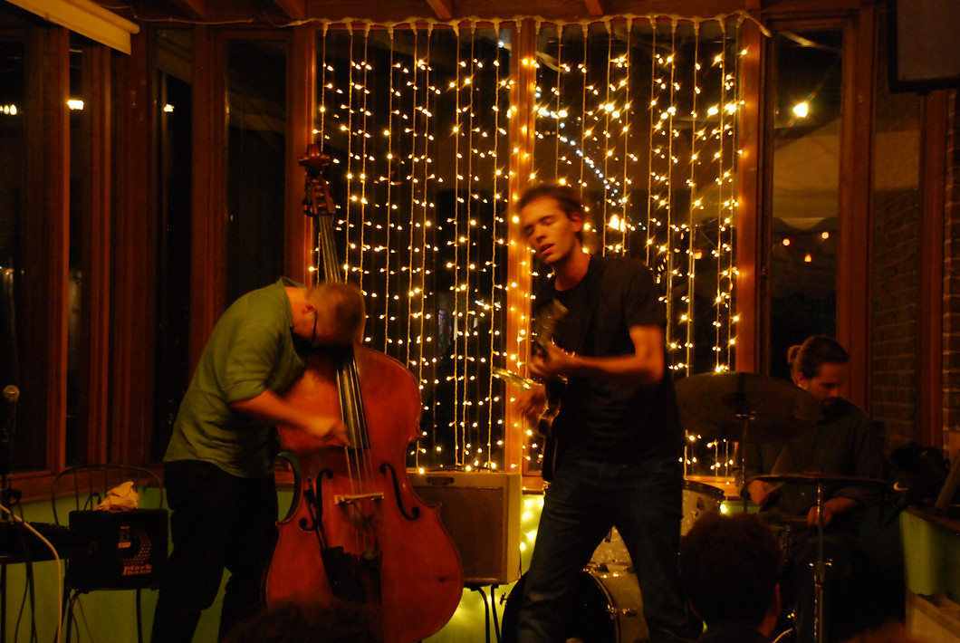 Matthew Read Trio at The Gallery Cafe