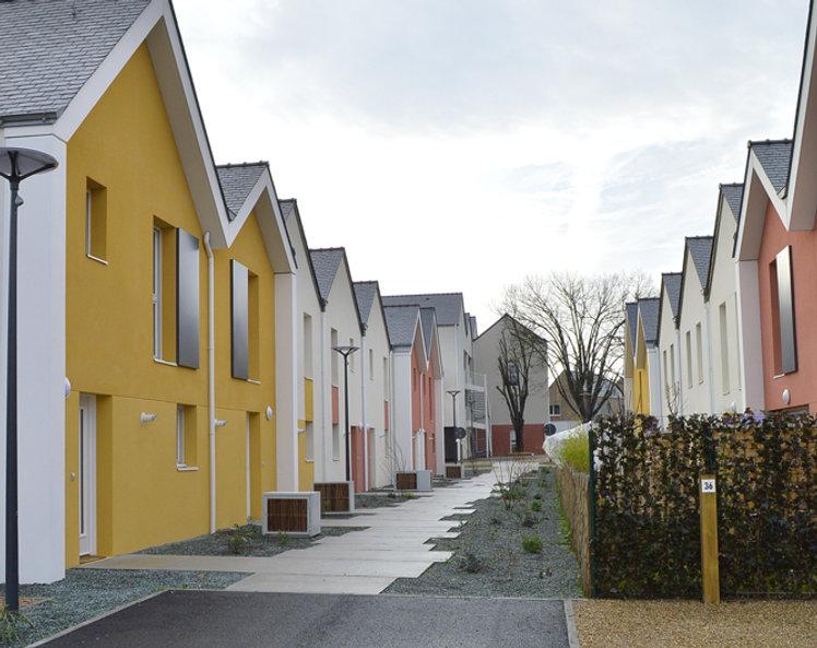 Angers - quartier Verneau