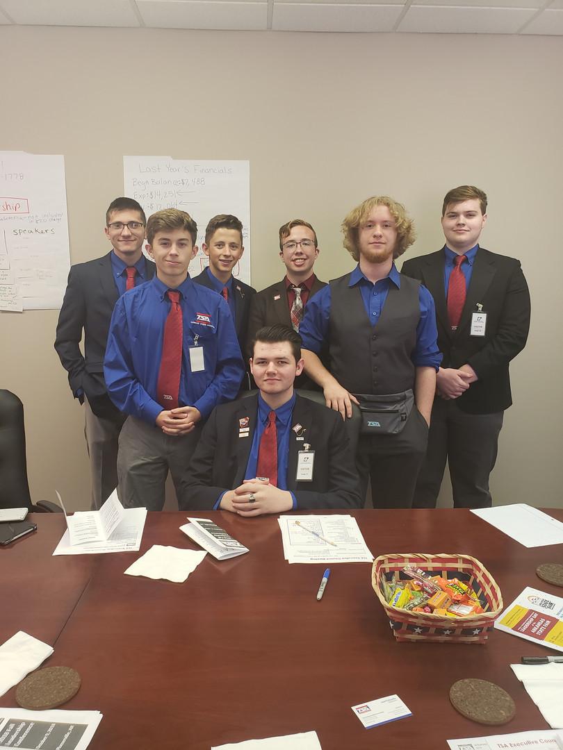 TSA Students