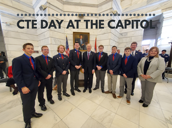 CTE Day at the Capitol