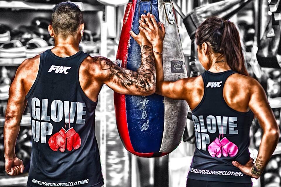 Glove Up Training Singlet