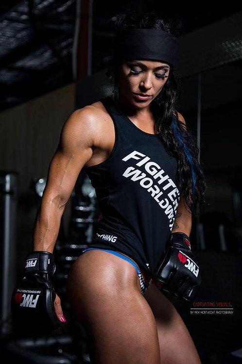 Womens Training Singlet - Glove UP