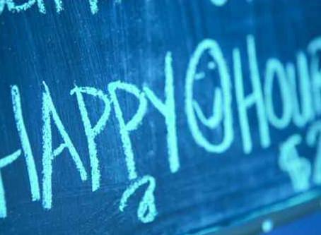 HAPPY HOUR!!