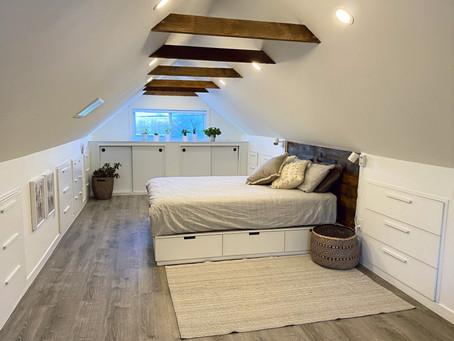 Renovation of a 100 Year-Old Attic - Part II