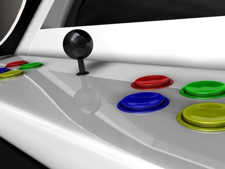 """Arcade Solutions especializada em fabricação de Máquinas de Fliperama  """"Arcade"""" personalizadas!"""
