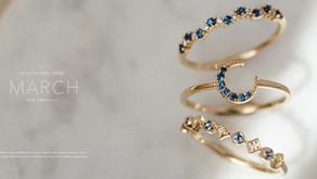 藍寶石的春天