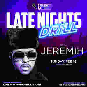All Star Weekend 2020 Drill Party with Jeremih