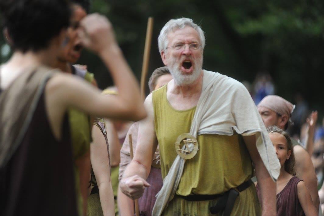 Coriolanus - Shakespeare in Clark Park