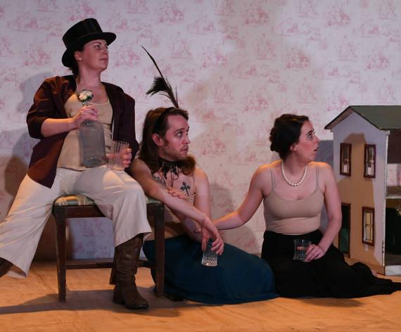 3 Sisters 2 - Ego Po Theatre Company