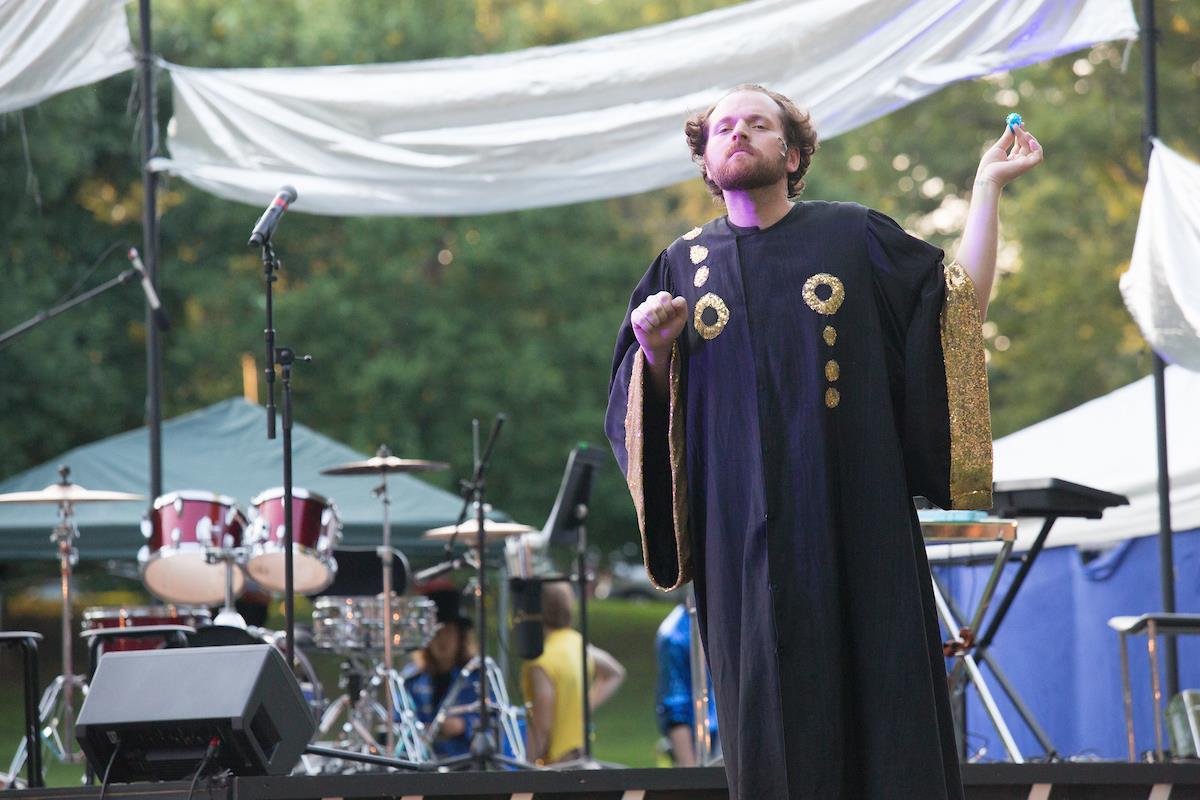 Twelfth Night - Shakespeare in Clark Park