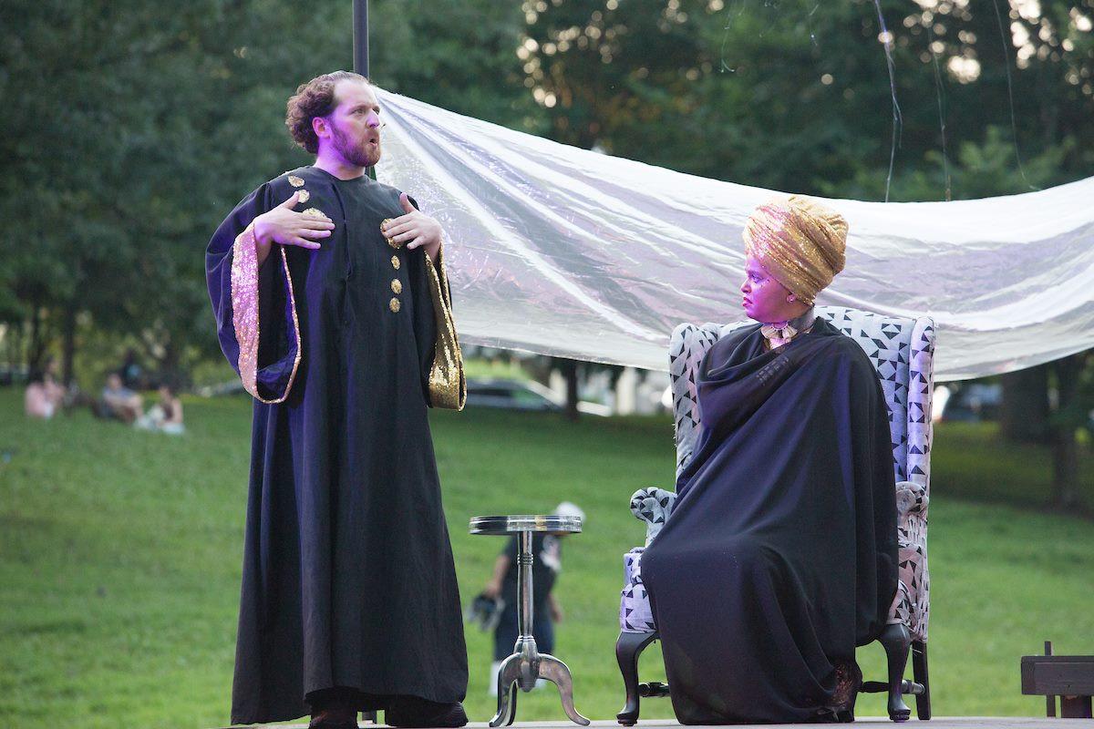 Twelfth Night - Shakespeare in Clark ParkTwelfth Night - Shakespeare in Clark Park