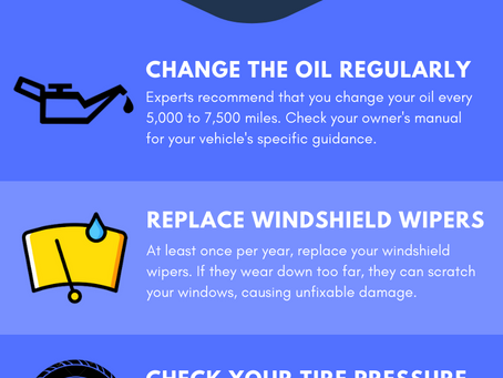 5 Essential Car Care Tips