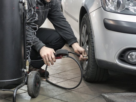 How Often Should You Check Your Tire Pressure?