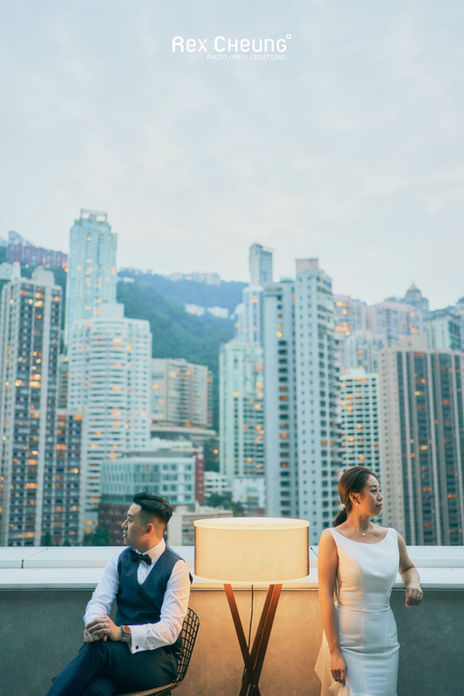 Rex Cheung Photo 婚禮摄影RCP07652Murray Hote