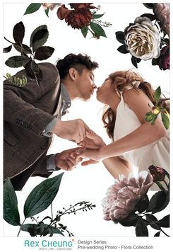 Design Series Pre-wedding Photo