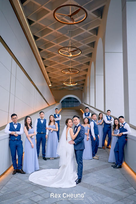 Rex Cheung Photo 婚禮摄影RCP07560Murray Hote
