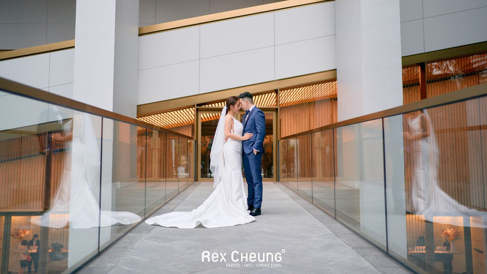 Rex Cheung Photo 婚禮摄影RCP07510Murray Hote