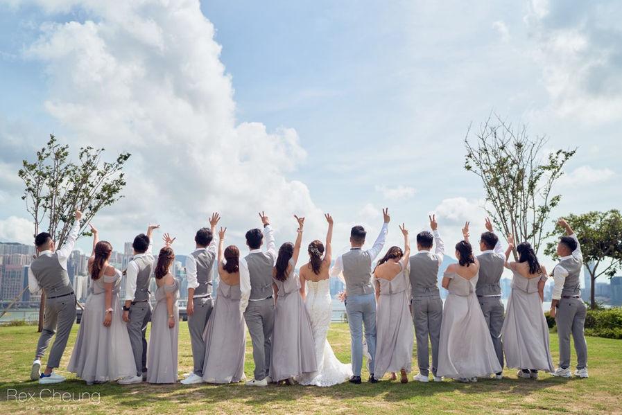 rexcheungphoto 婚禮攝影