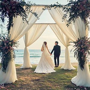 Samantha & Marco Wedding Day in Phuket