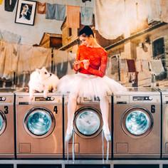 Freddy Leck Laundromat, Berlin