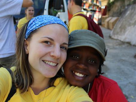 Abigail Becker Haiti Reflection Letter 2021
