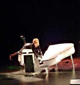 La cerise sur le piano  Bray-Dunes 11.02
