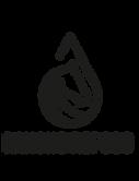 Logo Vertical NEGRO - Fondo transparente
