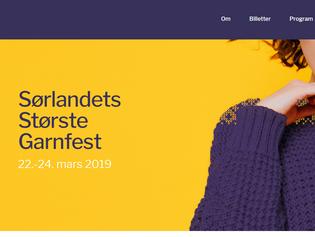 PåppFønk er stolt samarbeidspartner til Kristiansand Strikkefestival