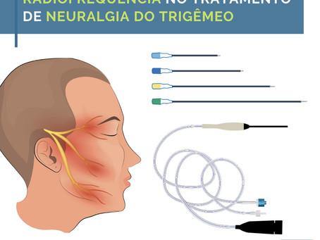 Radiofrequência no tratamento de neuralgia de trigêmeo