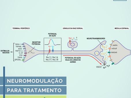 Neuromodulação para tratamento de dores crônicas