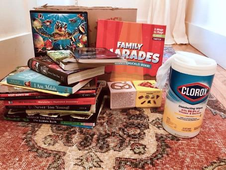 Corona, Clorox Wipes & Kindle Sales in 2020
