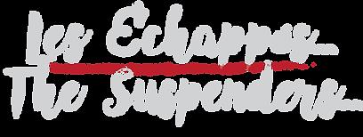 Les Échappés | The Suspenders | Logo