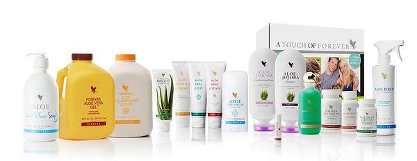 Produits Forever Aloe Vera