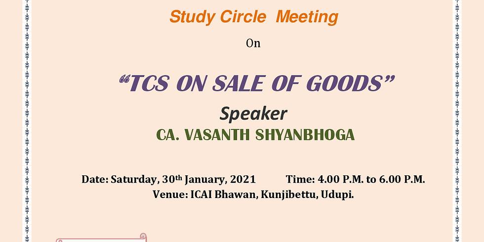 Study Circle Meeting