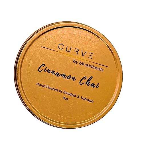 Cinnamon Chai Soy Candle