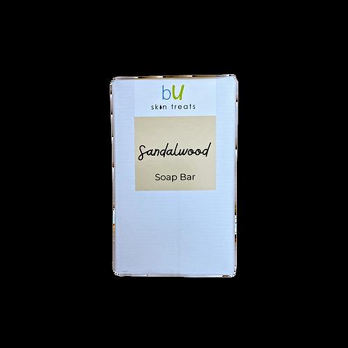 Sandalwood Cold Process Soap Bar