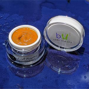 bU skin treats Pumpkin Enzymatic Mask